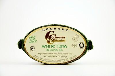Conservas De Cambados White Tuna In Olive Oil