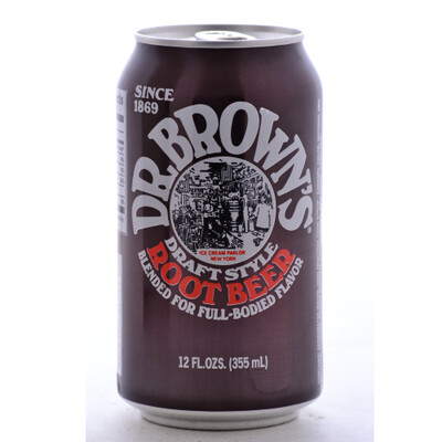 Dr Browns Root Beer
