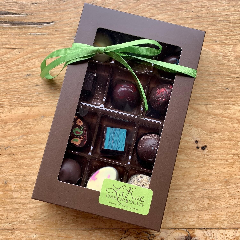 La Rue Fine Chocolate Truffles (12 ct)