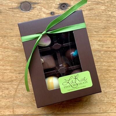 La Rue Fine Chocolate Truffles (6 ct)