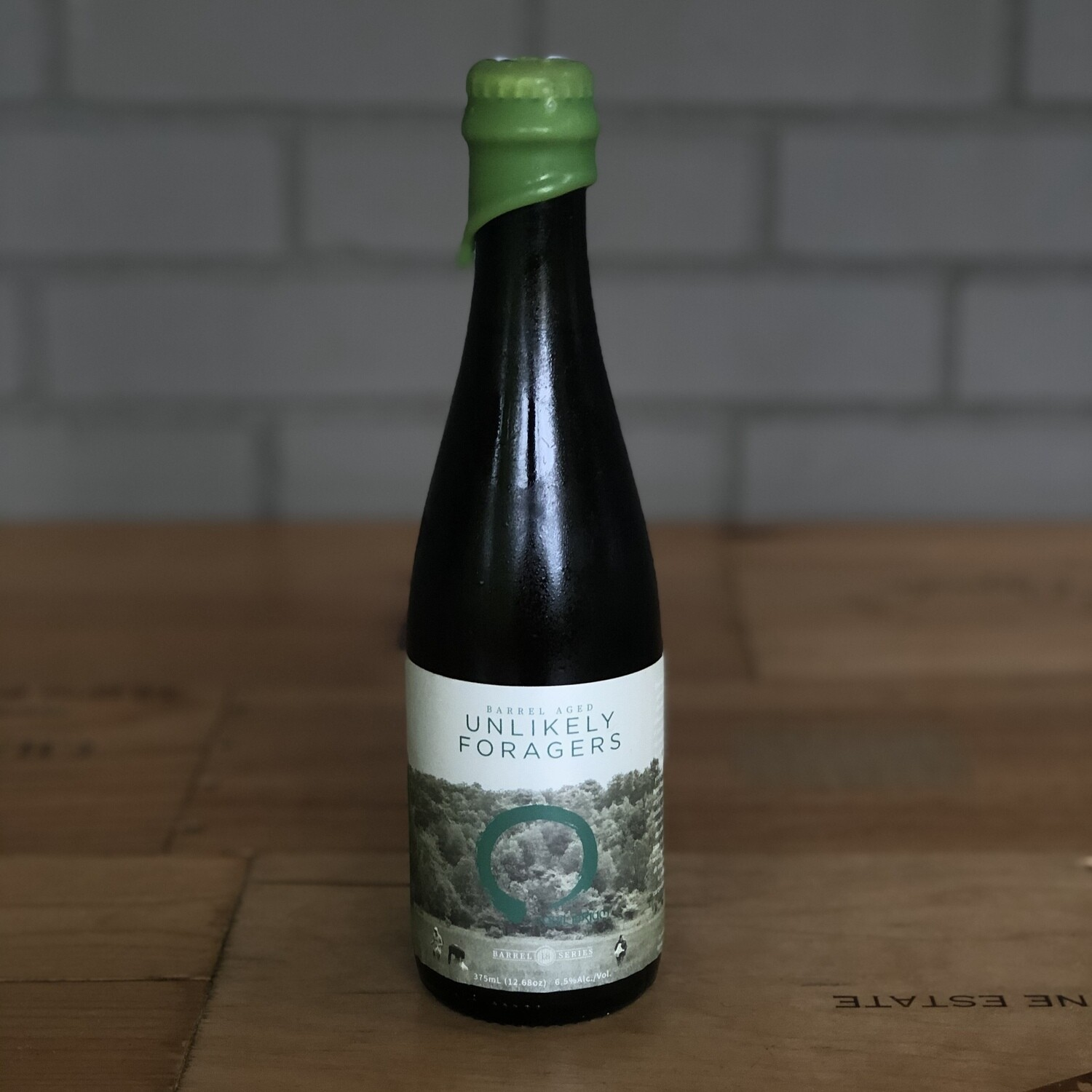 Equilibrium Barrel-Aged Unlikely Foragers