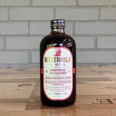 Bittermilk Cocktail Mixer No. 7 - Gingerbread Old Fashioned (17 fl oz)