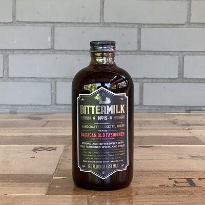 Bittermilk Cocktail Mixer No. 6 - Oaxacan Old Fashioned (8.5 fl oz)
