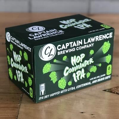 Captain Lawrence Hop Commander (6pk)