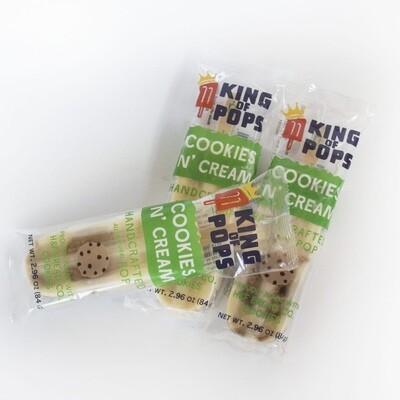 King of Pops - Cookies n Cream