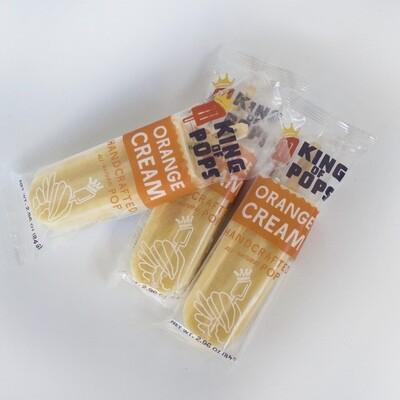 King of Pops - Orange Cream