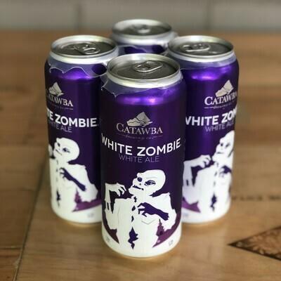 Catawba White Zombie (4pk)