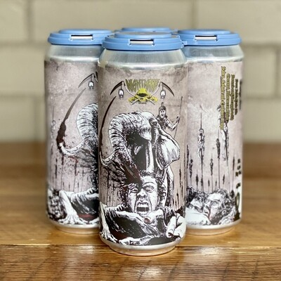 Nightmare Brewing Gunga Rao (4pk)