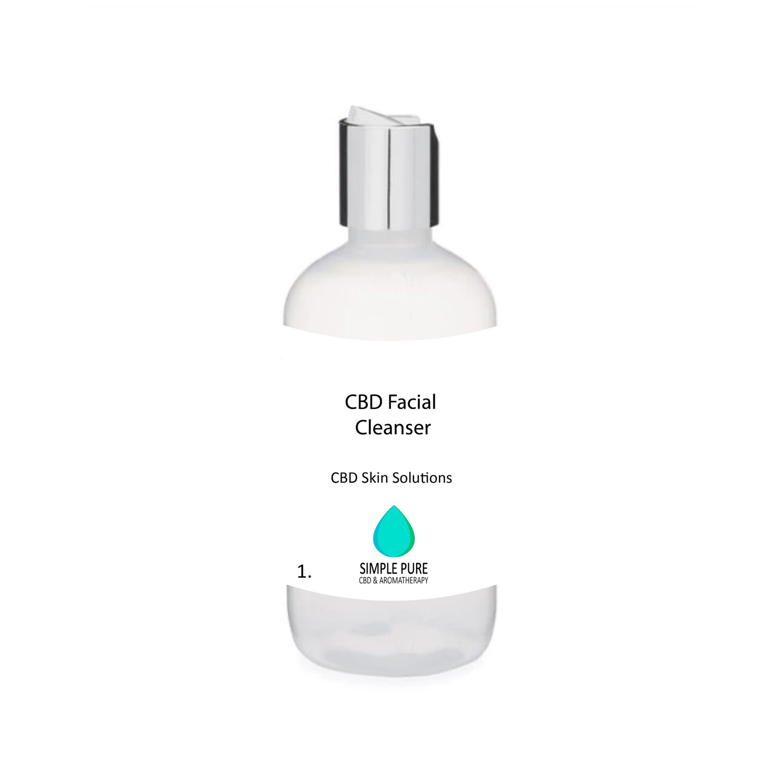 CBD Facial cleanser