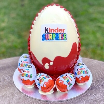 Giant Kinder Surprise