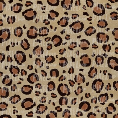 Watercolor Leopard Print Digital Paper Sublimation PNG | Hand Painted Art | Sublimation PNG | Digital Download | Digital Scrapbooking Paper