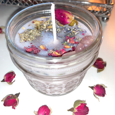'Inner Peace' Ritual Candle