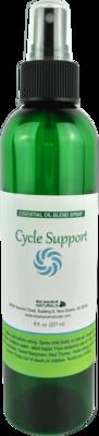 Cycle Support Essential Oil Blend Spray - 8 fl oz (227 ml)