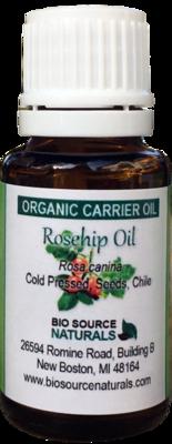 Rosehip, Organic Carrier Oil - 1 fl oz (30 ml)