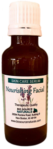 Nourishing Facial Serum 1 fl oz / 30 ml