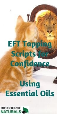 FREE EFT (Emotional Freedom Technique) Tapping Scripts for Confidence  - EOTT™