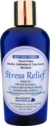 Stress Relief Body-Mind Lotion 3.8 fl oz (112 ml)