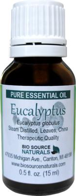 Eucalyptus Globulus Pure Essential Oil