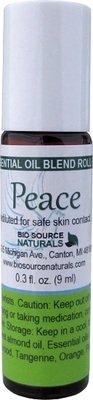 Peace Essential Oil Blend - 0.3 fl oz (9 ml) Roll On