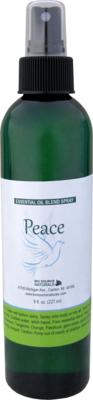 Peace Essential Oil Blend -  8 fl oz (227 ml) Spray