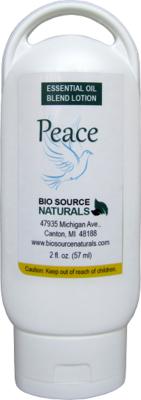 Peace Essential Oil Lotion - 2 fl oz (60 ml)