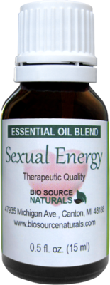 Sexual Energy Essential Oil Blend