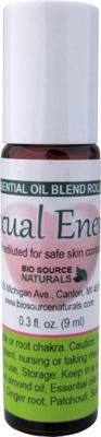 Sexual Energy Oil Blend - 0.3 fl oz (9 ml) Roll On