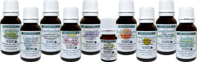All 15 ml Pure Essential Oils