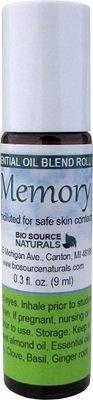 Memory Essential Oil Blend - 0.3 fl oz (9 ml) Roll On