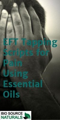 FREE EFT (Emotional Freedom Technique) Tapping Scripts for Pain  - EOTT™