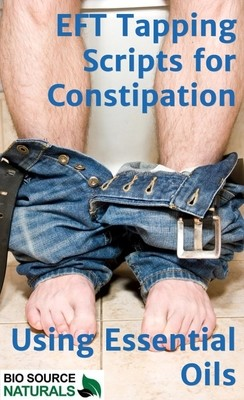 FREE EFT (Emotional Freedom Technique) Tapping Scripts for Constipation  - EOTT™