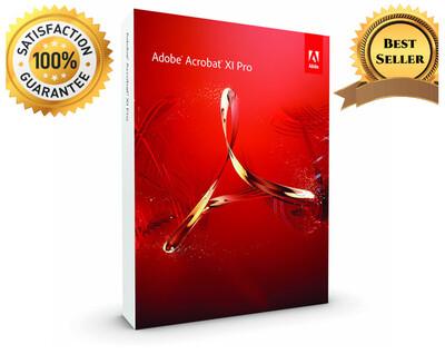Adobe Acrobat XI (11) Pro Professional Windows German Full Version Download- Show Original Title