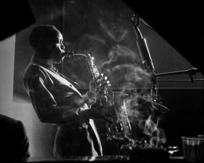 Sonny Stitt - Alto Saxophone