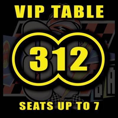 VIP TABLE 312