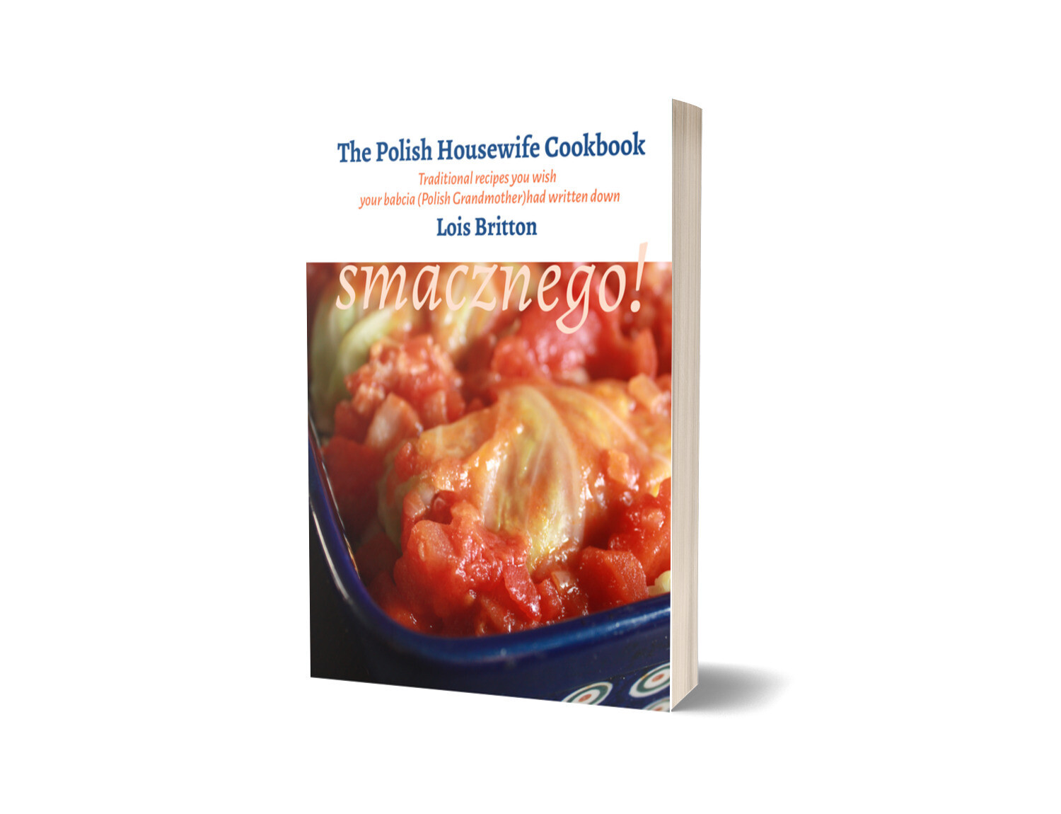 The Polish Housewife Cookbook
