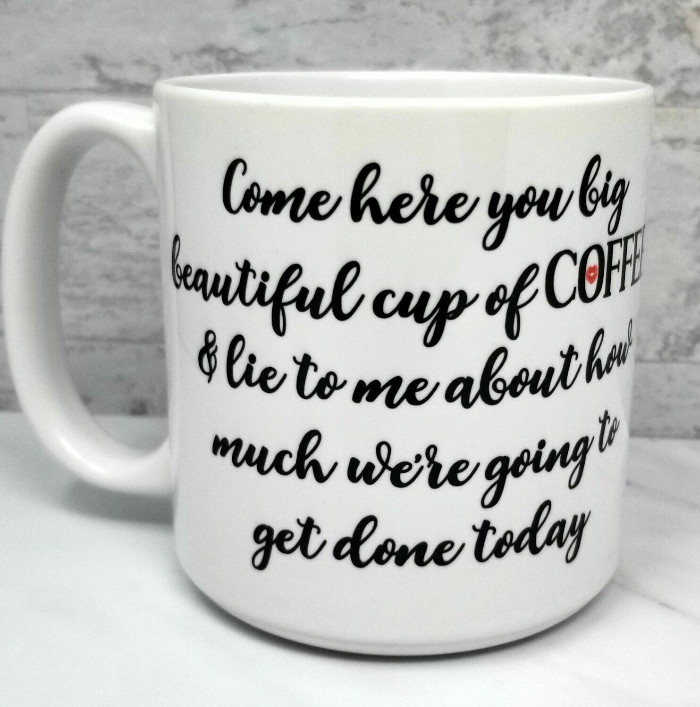 Coffee Mug 20oz