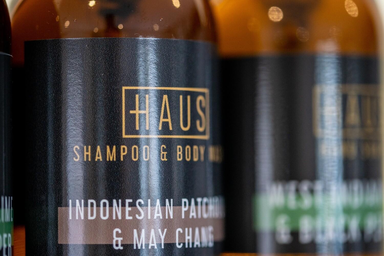 Shampoo & Shower Gel