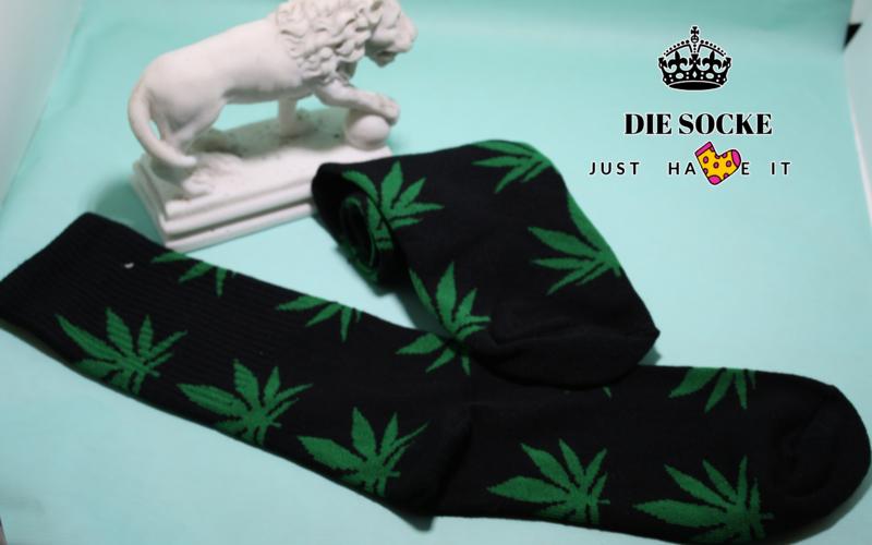 Coole Unisex Hip Hop Socken mit Print