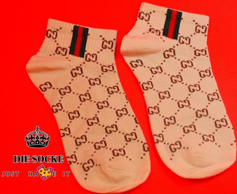 Low cut Socken mit coole Design