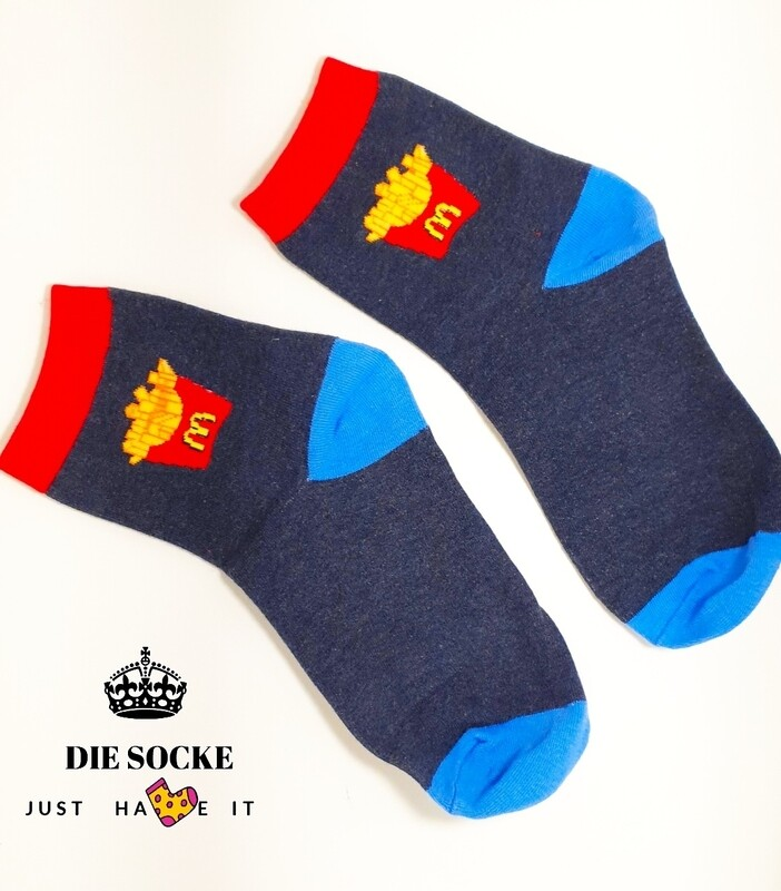 Creative Socks mit coole Print