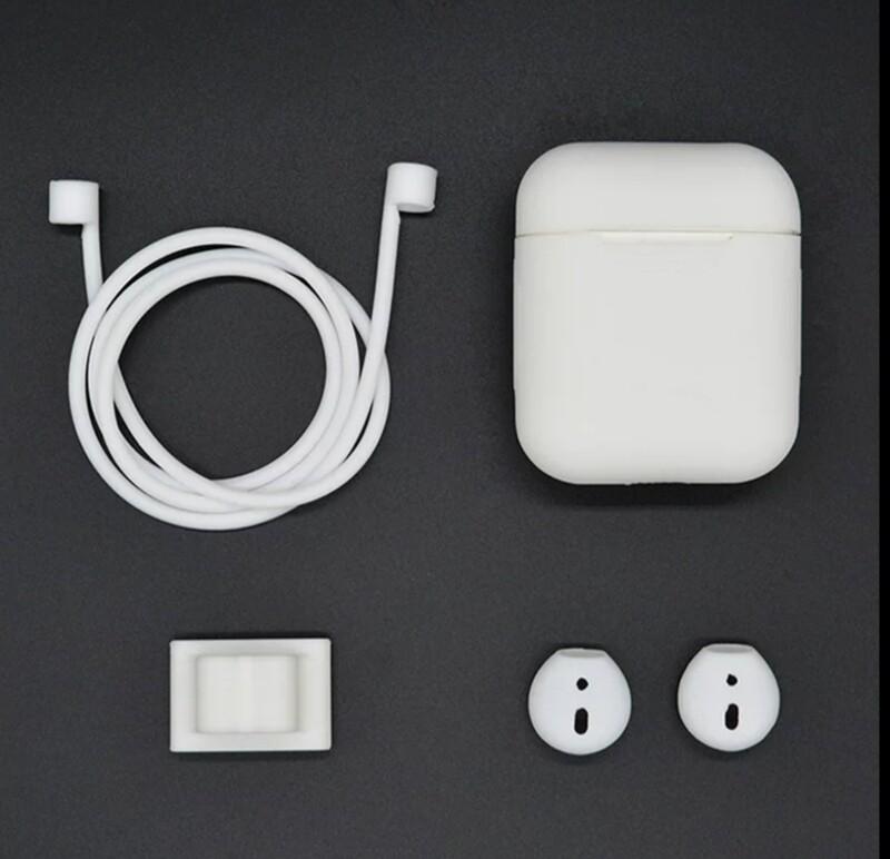 AirPods 1,2 Hülle (Weiß)