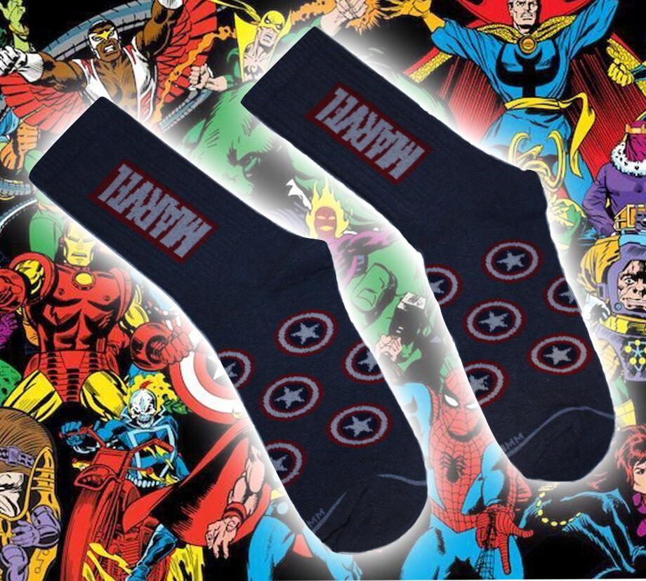Marvel Ankle Socken
