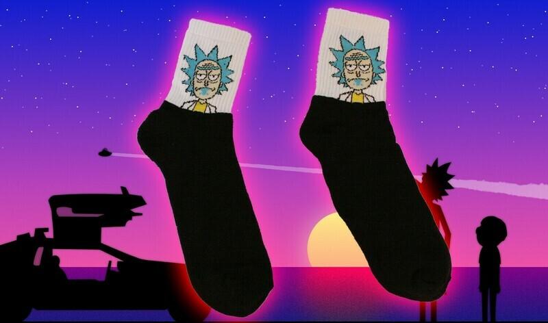 Rick Sanchez Socken