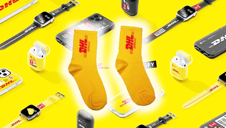 DHL ankle Socken 🧦🚧