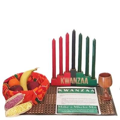 Kwanzaa Celebration Set (14 Piece)