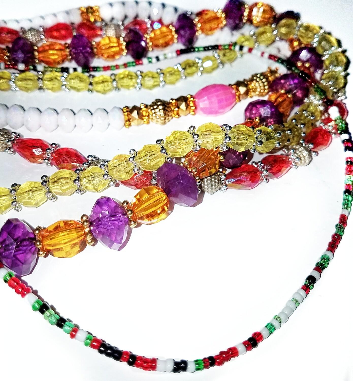 Waist Beads 5-piece