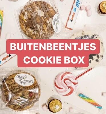 BUITENBEENTJESBOX cookies (4x)