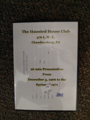 Haunted House Club