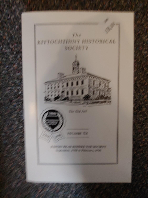 Kittochtinny Historical Society Volume XX