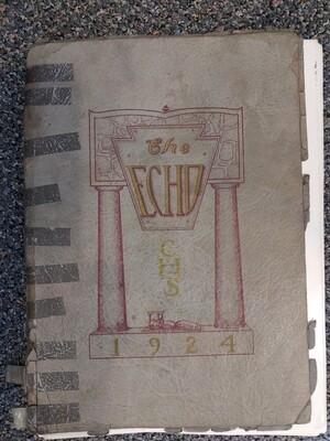 CHS Echo 1924